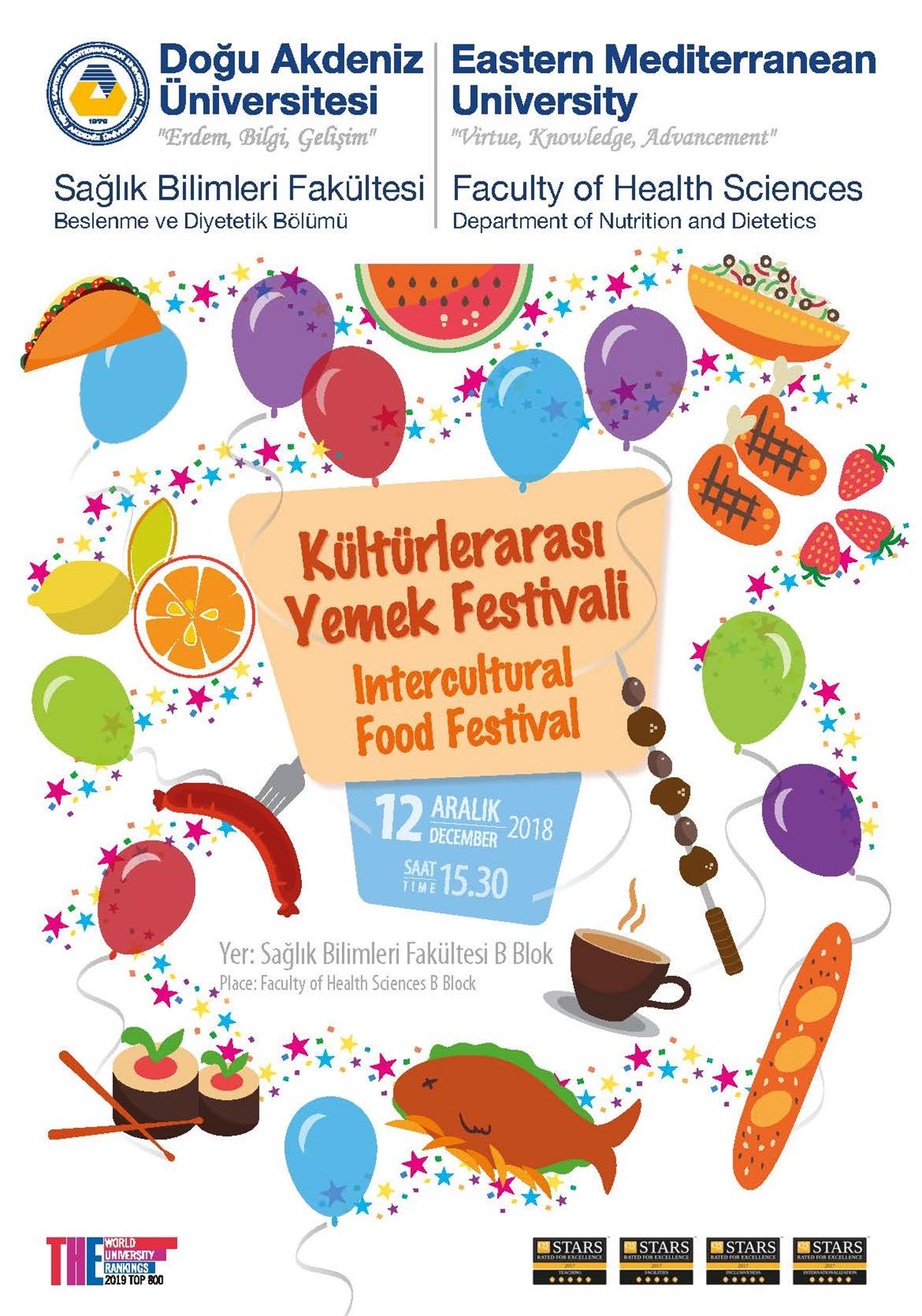 Intercultural Food Festival
