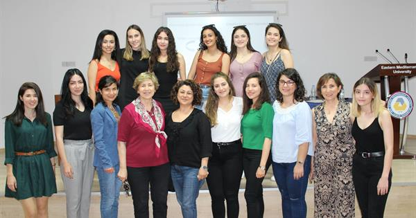 II. Nutrition and Dietetics Student Panel held on Wednesday 15th May 2019 in Faculty of Health Sciences Amphi