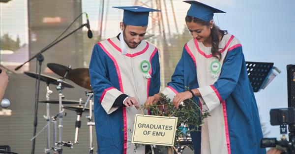 Eastern Mediterranean University Graduates Over 2,100 Students From 56 Different Countries