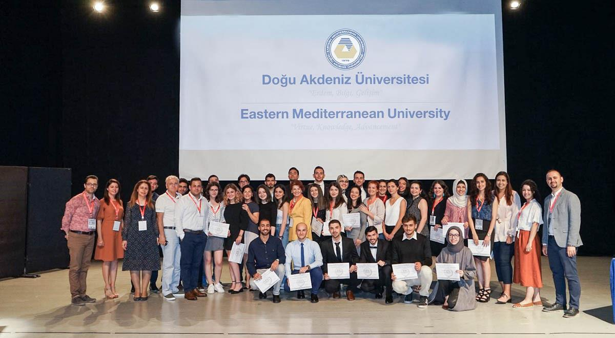 EMU Dr. Fazıl Küçük Medicine Faculty Hosted Research Presentations and a Career Day Event
