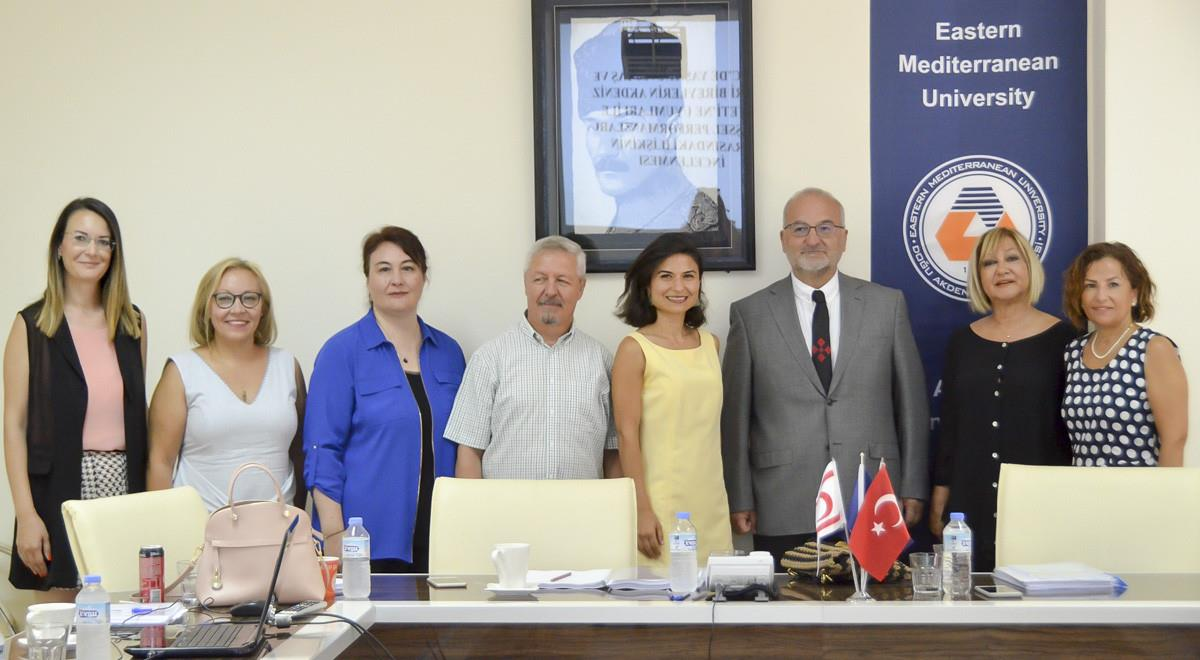 Nezire İnce Becomes the First Graduate of EME's Health Sciences Faculty PhD Program