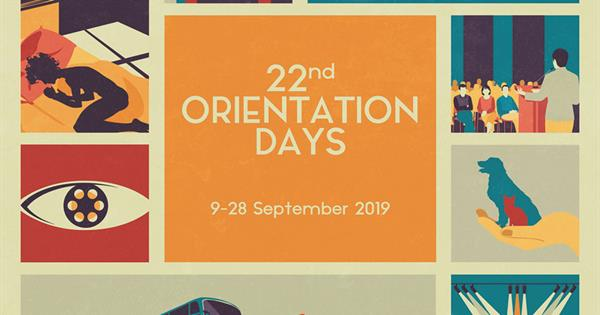 The 22nd EMU Orientation Days are Beginning