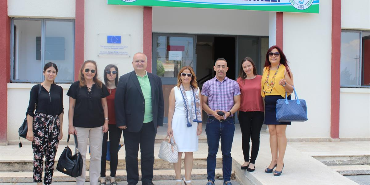 Faculty of Health Sciences Visited Famagusta Special Education Center