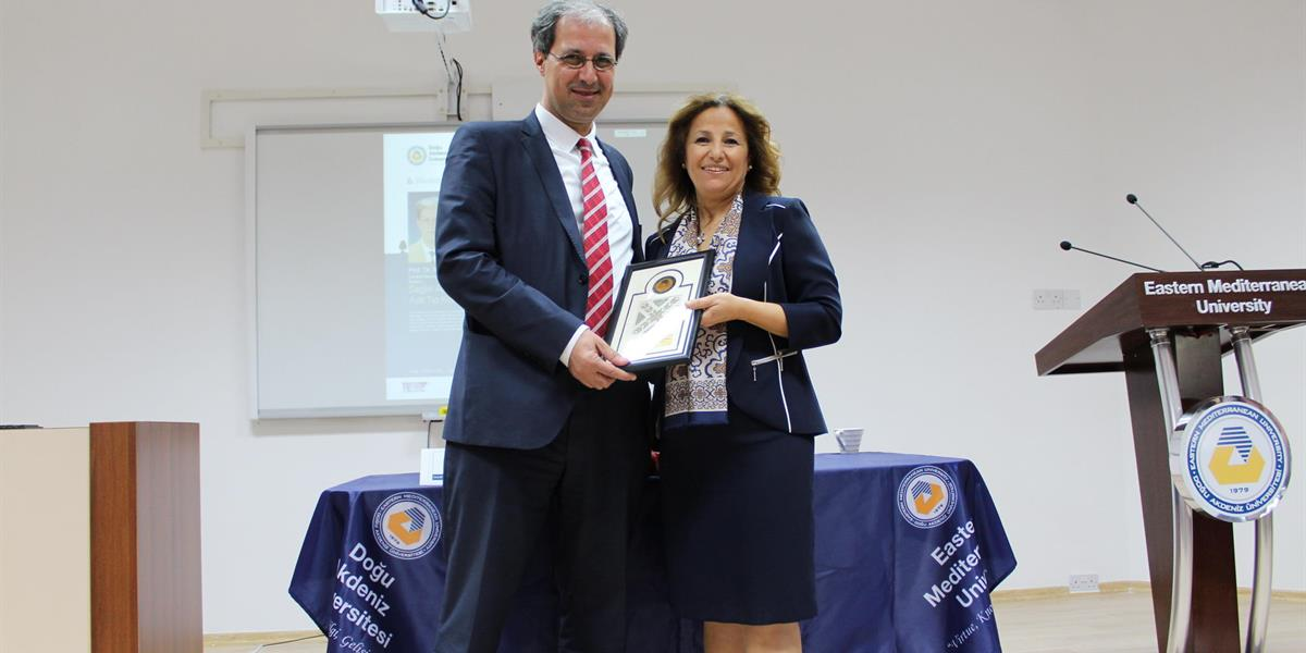 Prof. Dr. Nevzat Alkan realised conference about Judical Topics in Health