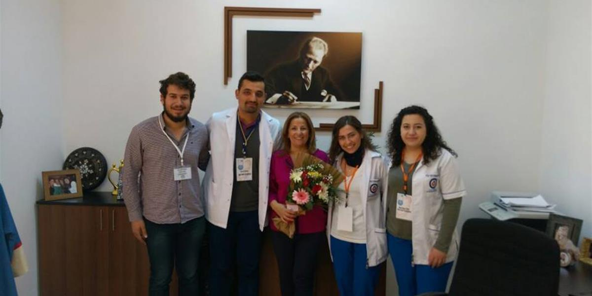 8 April 2017 Physiotherapy Students Celebrated Day of Physiotherapists